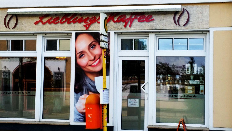 Lieblings-Kaffee Berlin Altglienicke